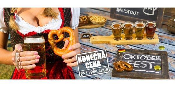 Jednodenní výlet na Oktoberfest 2015