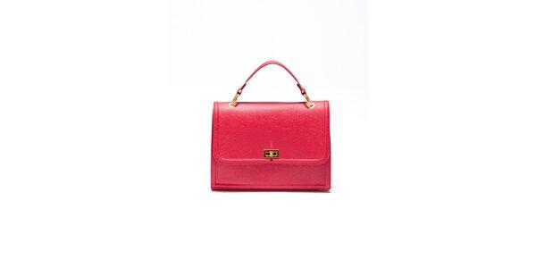 Dámská růžová kabelka Roberta Minelli