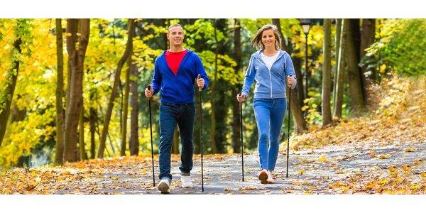Nordic Walking - 4hodinový kurz