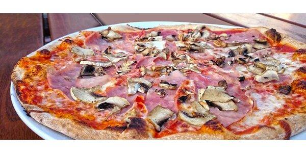 Italské menu pro dva v restaurantu Bella Italia