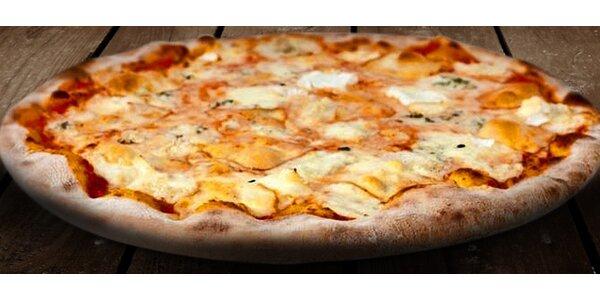 2 pizzy z originální švédské restaurace Swe-dish