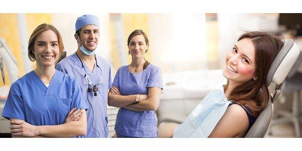 Odborná dentální hygiena či bělení zubů