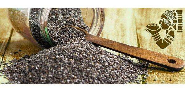 1 kg certifikovaných chia semínek z Bolívie