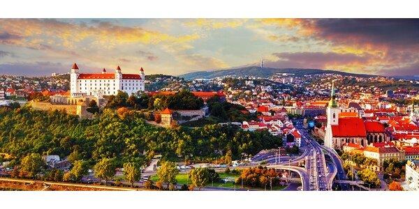 Relaxační pobyty v Bratislavě