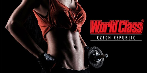 2měsíční permanentka do fitness World Class