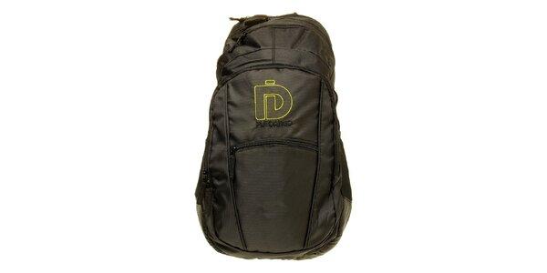 Pánský černý batoh Fundango