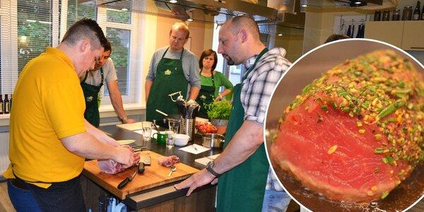 Podzimní kurzy vaření se Šelmou v kuchyni