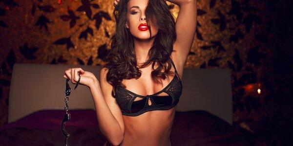 Nákup za 500 Kč na eshopu Erotický sen