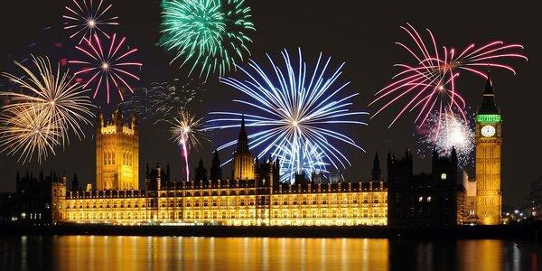 Na Silvestra v Londýně, na Nový rok doma