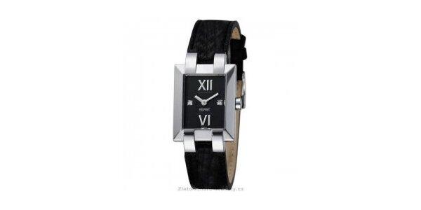 Dámské hodinky Esprit Glam Quad Black