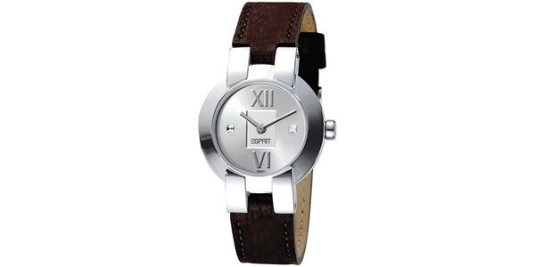 Dámské hodinky Esprit Glam Stud Brown