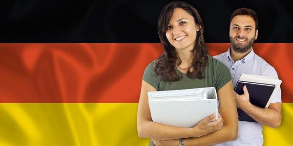 Individuální kurz němčiny A2, B1