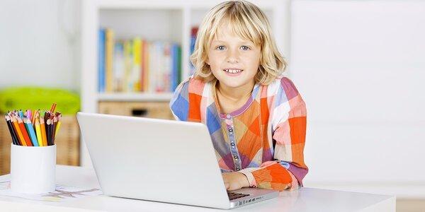 Zábavné procvičování čtení pro děti na 6 měsíců