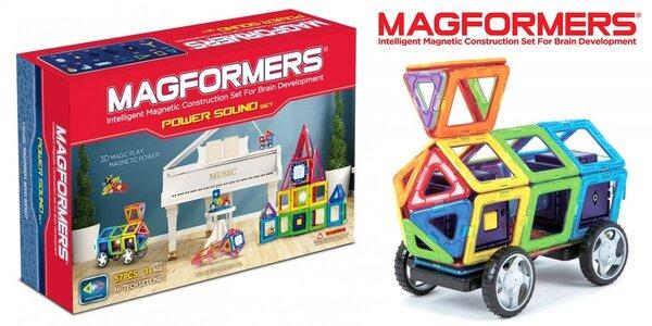 Stavebnice Magformers - vánoční hit