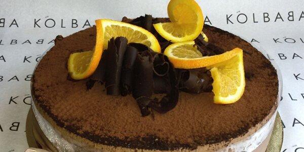 Vynikající dort z cukrárny Kolbaba