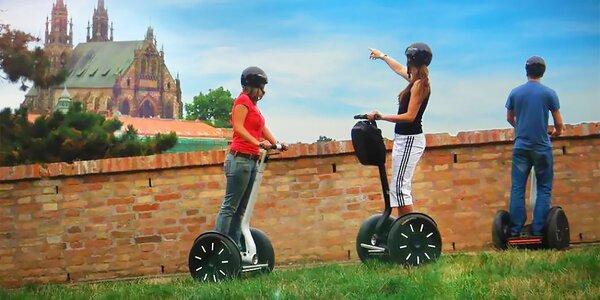 Hodinová jízda na Segway pro 2 osoby