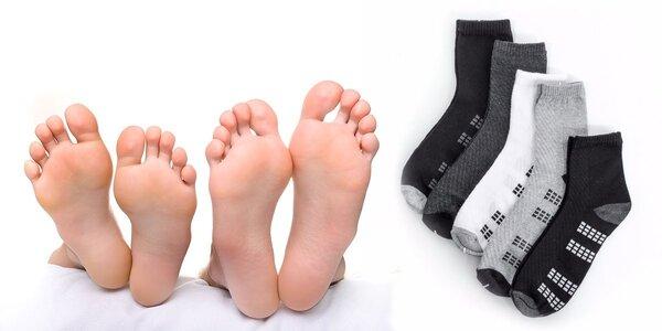 5 párů dámských či pánských ponožek
