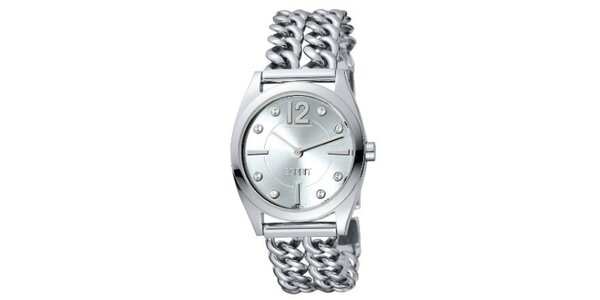 Dámské hodinky Esprit Catena White
