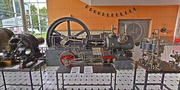 Slevy na vstupné do Technického muzea v Brně