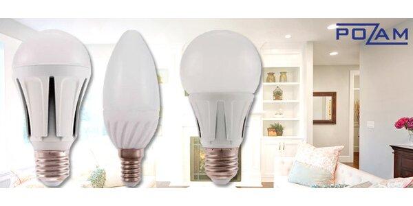 Úsporné LED žárovky - teplé i studené bílé (od 280 do 800lm)