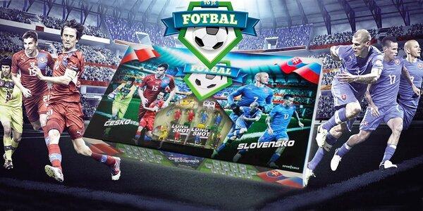 Skvělá desková hra To je fotbal