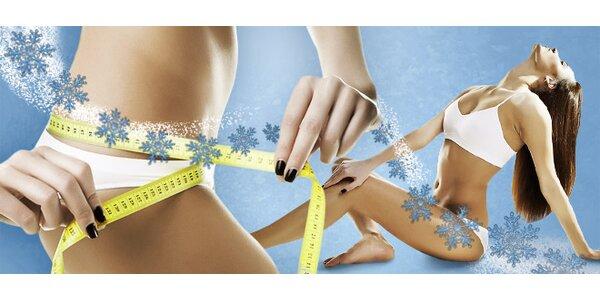 Až 30 aplikací kryolipolýzy pro štíhlé tělo