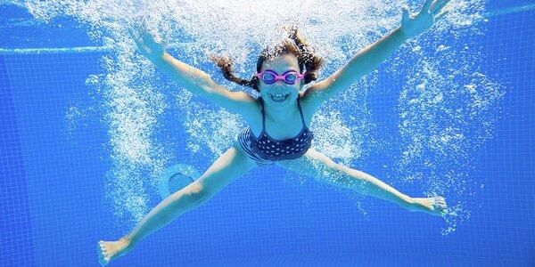 Plavecké kurzy pro děti v Bazénu Ponávka