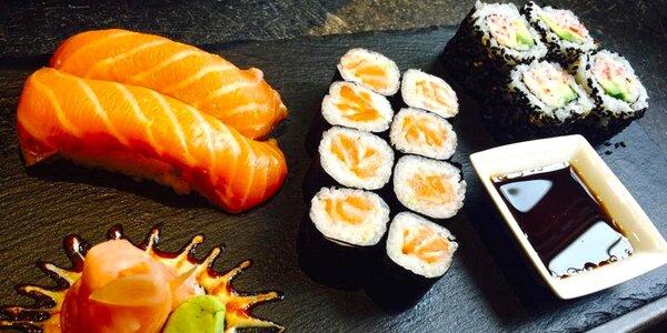 Profesionální kurz sushi a japonské kuchyně