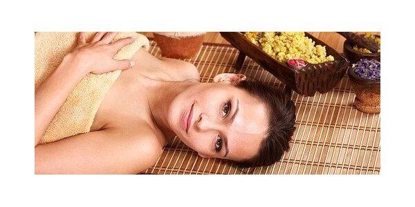 Orientální relaxační masáž - 60 minut