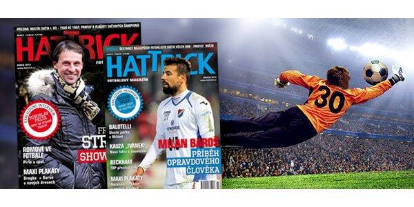 Roční předplatné magazínu Hattrick