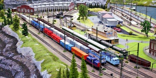 Vstupy do úžasného Království železnic