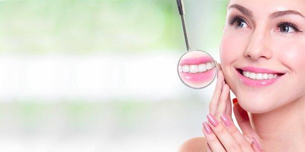 Dentální hygiena včetně ozonoterapie
