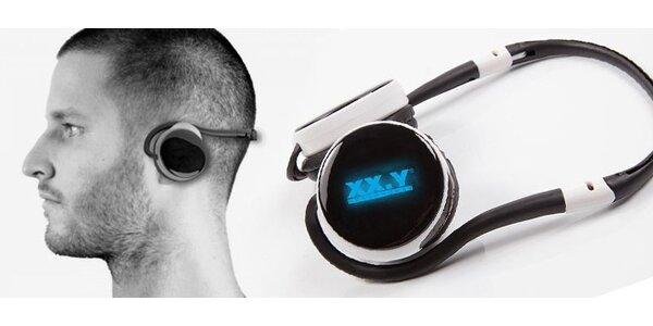 Sportovní sluchátka XX.Y. s MP3 a rádiem