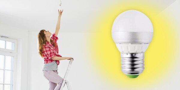 Úsporná LED žárovka s dlouhou životností