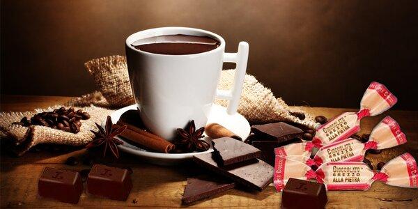 Horká čokoláda podle receptu z 18. století