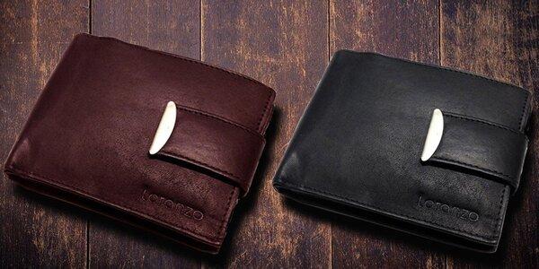 Kožené peněženky s dopravou zdarma