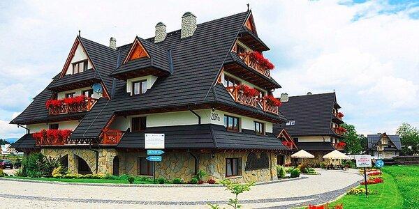 Wellness odpočinek v polských Tatrách