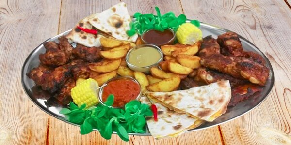 Nový pokrm BIG MEXICO