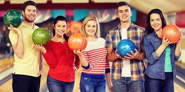 Bowling až pro osm hráčů