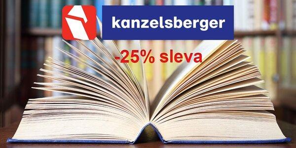 25% sleva na nákup v prodejnách Kanzelsberger