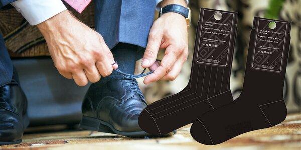 Předplatné ponožek na celý rok