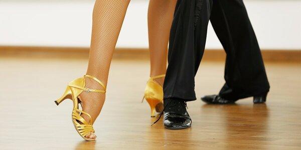 Taneční kurzy Burgi - pro manželské a přátelské páry