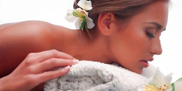 Čtyřruční relaxační masáže