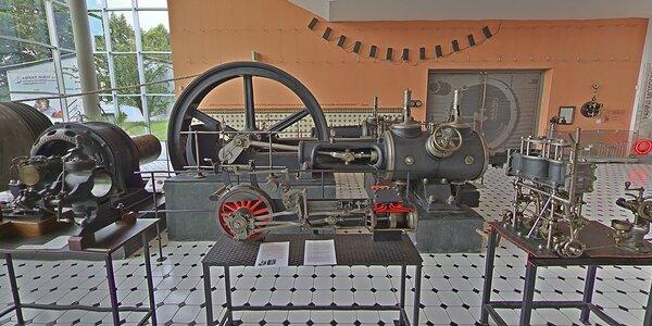Do Technického muzea v Brně za hubičku