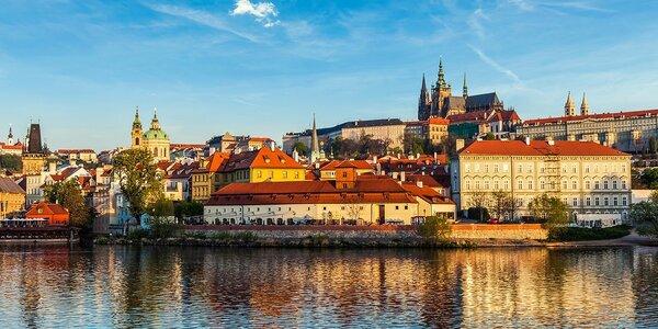 Podzimní pohoda ve stověžaté Praze pro 2