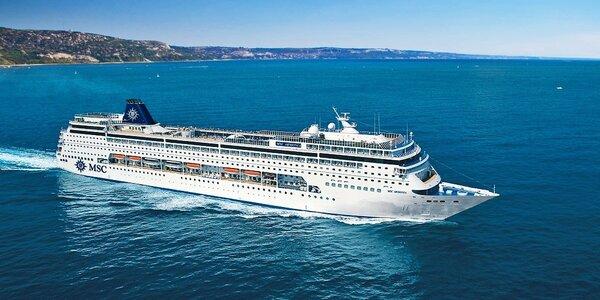 Okružní plavba po krásách Středozemního moře