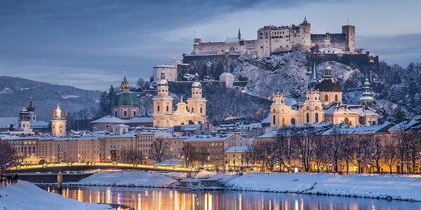 Adventní Salzburg a průvod čertů vč. vstupu