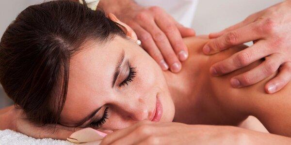 30minutová harmonizační masáž