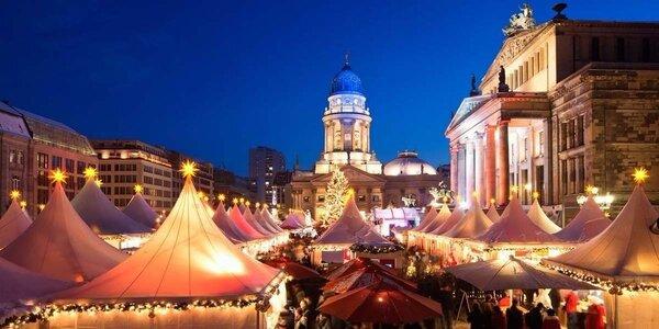 Adventní pobyt v Berlíně
