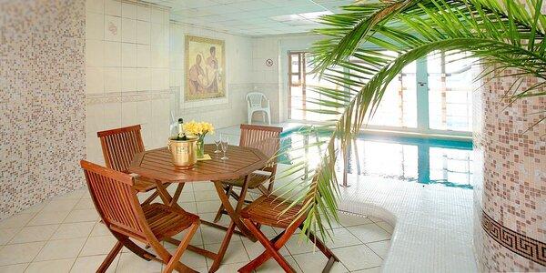 Wellness pobyt v Hotelu Praha*** na Božím Daru
